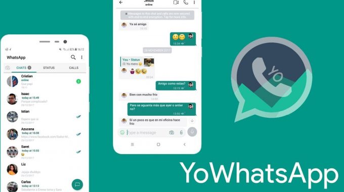 Download YoWhatapp Apk (YoWA) 7.70 Android Devices – APK Free Install