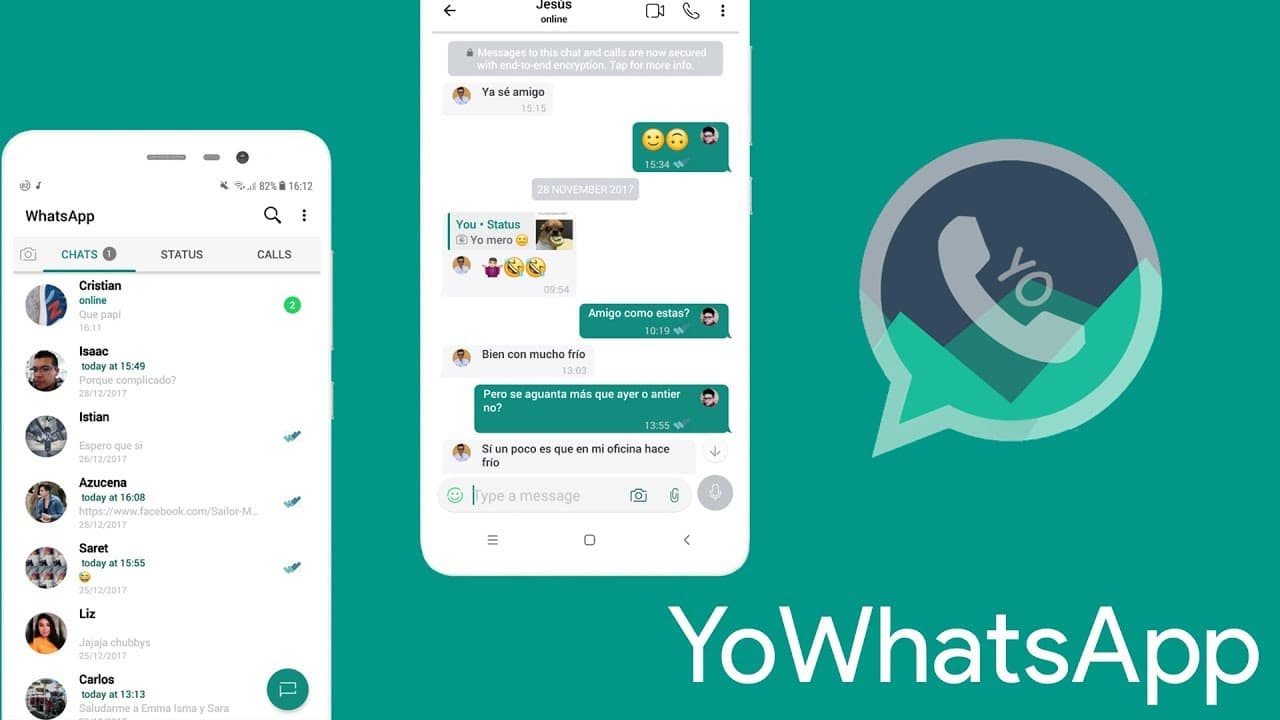 Download YoWhatapp Apk (YoWA) 7 70 Android Devices Free